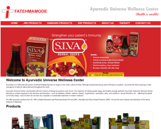 Ayurvedic Universe Wellness Center