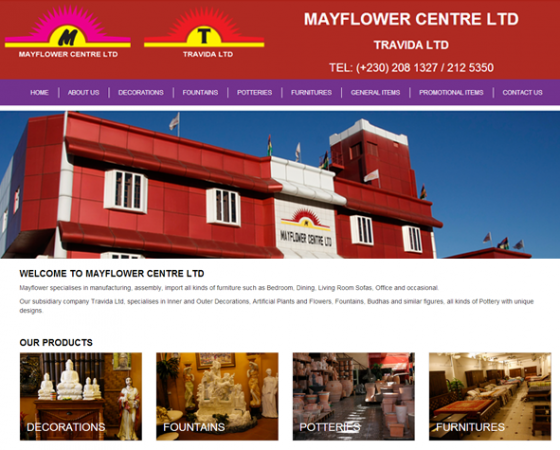 Mayflower Centre Ltd